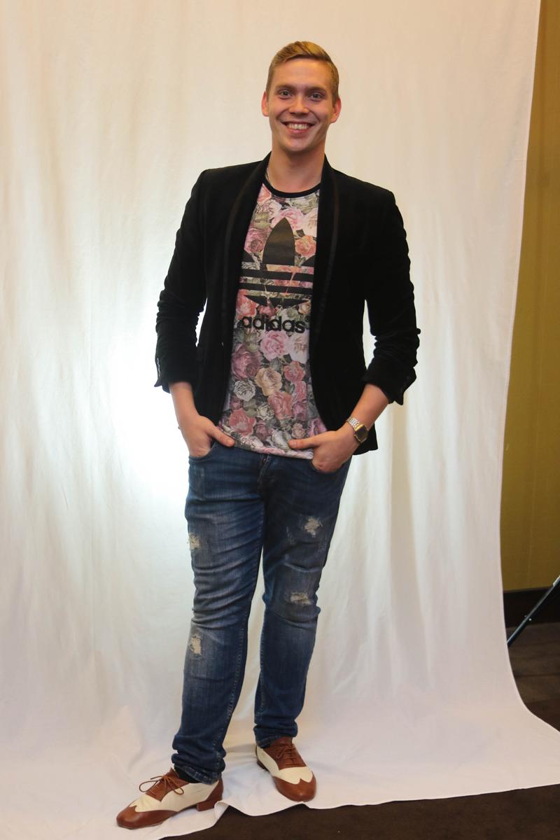 Jonas Dahlgren - Weekdance - 16 & 17 mai 2020 à Bois d'Arcy 78